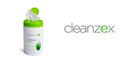 CleanzEx CPAP Mask Wipes - Canister