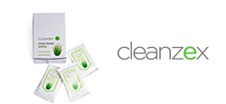 CleanzEx CPAP Mask Wipes - Travel Pack