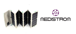 50W Solar Panel For Medistrom Pilot-12 And 24 Lite