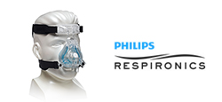Philips Respironics Comfort Gel Blue Nasal Mask
