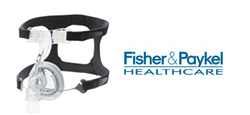 Fisher & Paykel FlexiFit 406 Petite Nasal Mask