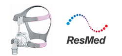 ResMed Mirage FX For Her Nasal CPAP Mask