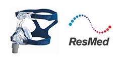 ResMed Mirage SoftGel Nasal CPAP Mask