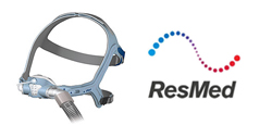 ResMed Pixi Pediatric Nasal CPAP Mask