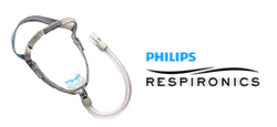 Philips Respironics Nuance Gel Nasal Pillows Mask