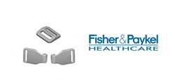 Fisher & Paykel Simplus Headgear Clips and Buckle