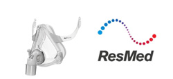 ResMed AirFit F10 Full Face Mask Frame System